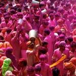 Holi Festival : participez à la fête des couleurs en Inde