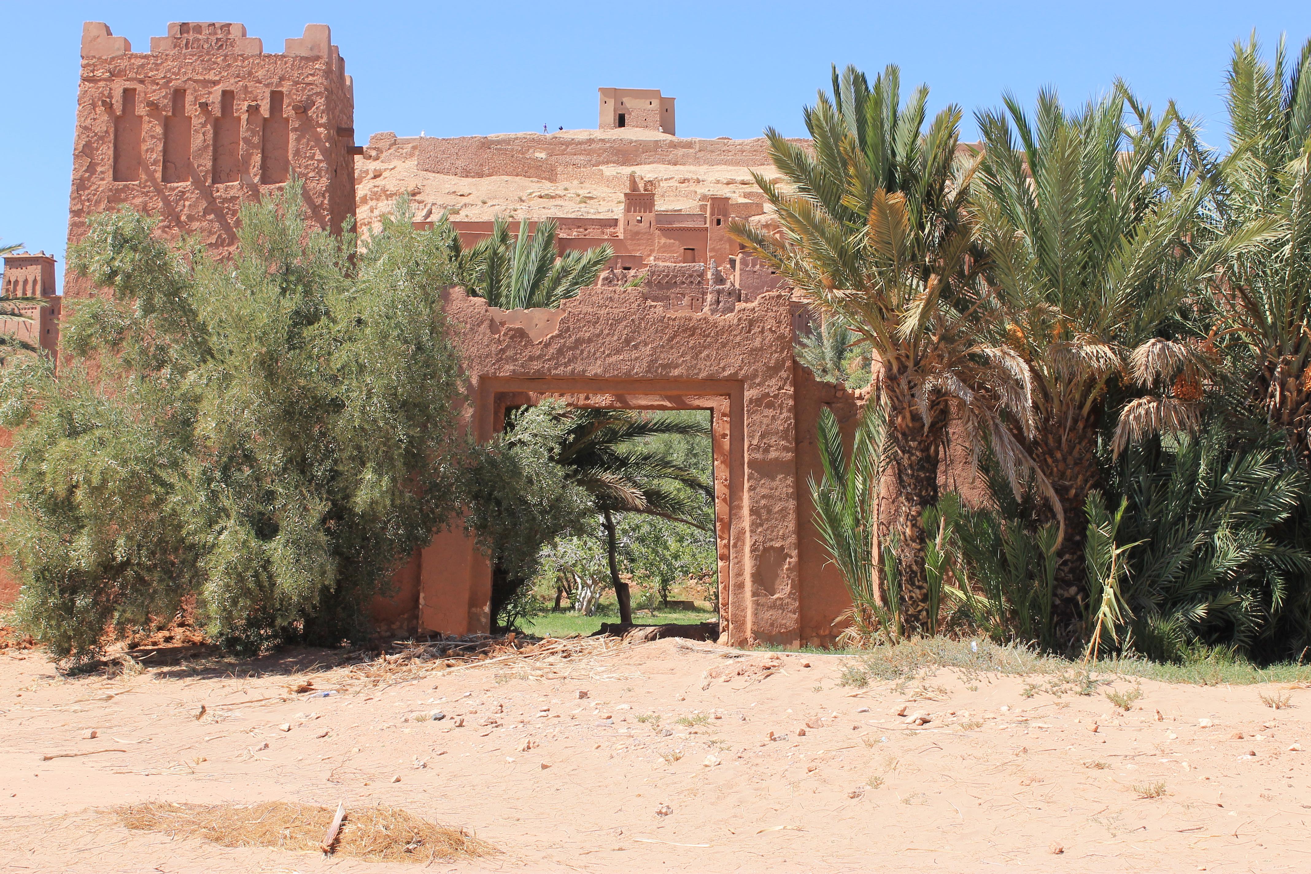 ksar d'Aït Ben Haddou au Maroc