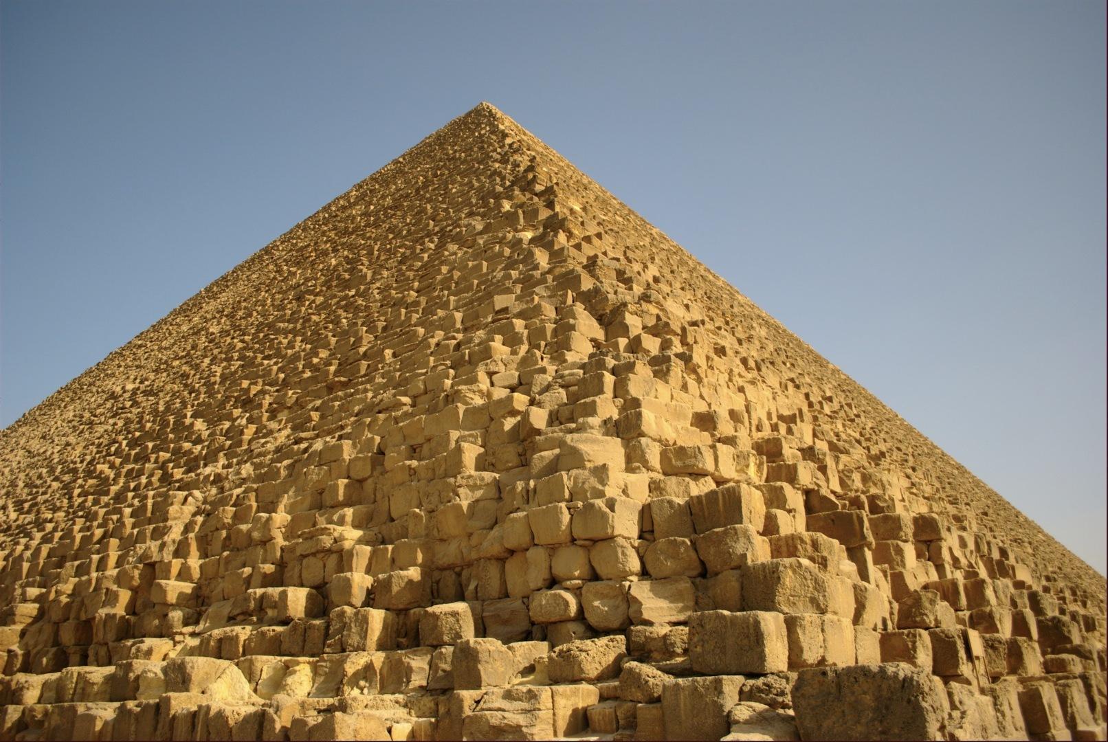 Pyramide de Khéops © Sam Wise