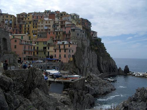 Cinque Terre - Ligurie - Italie