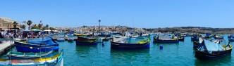 Port Marsaxlokk - Malte