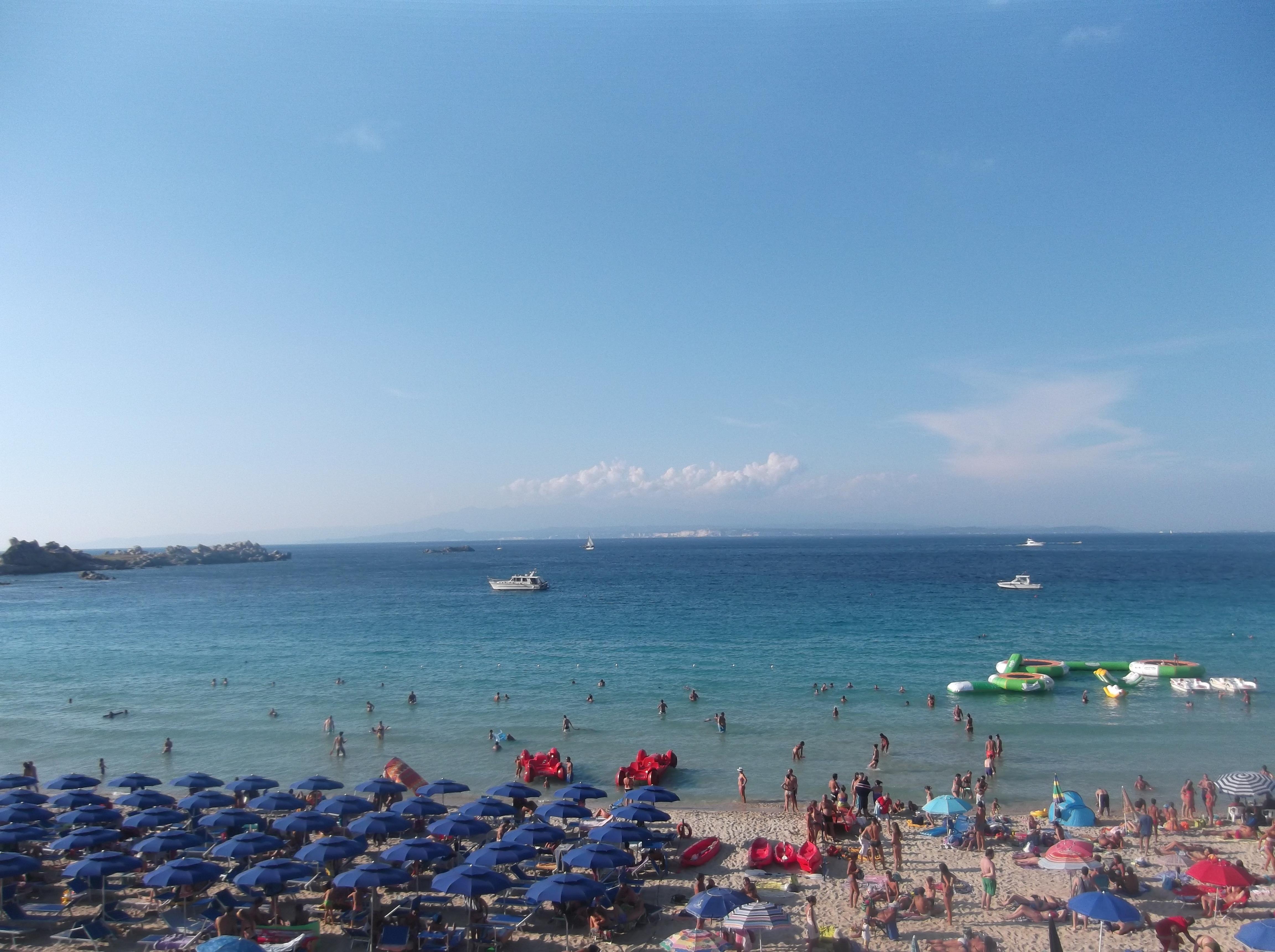 La plage de Santa Teresa Gallura