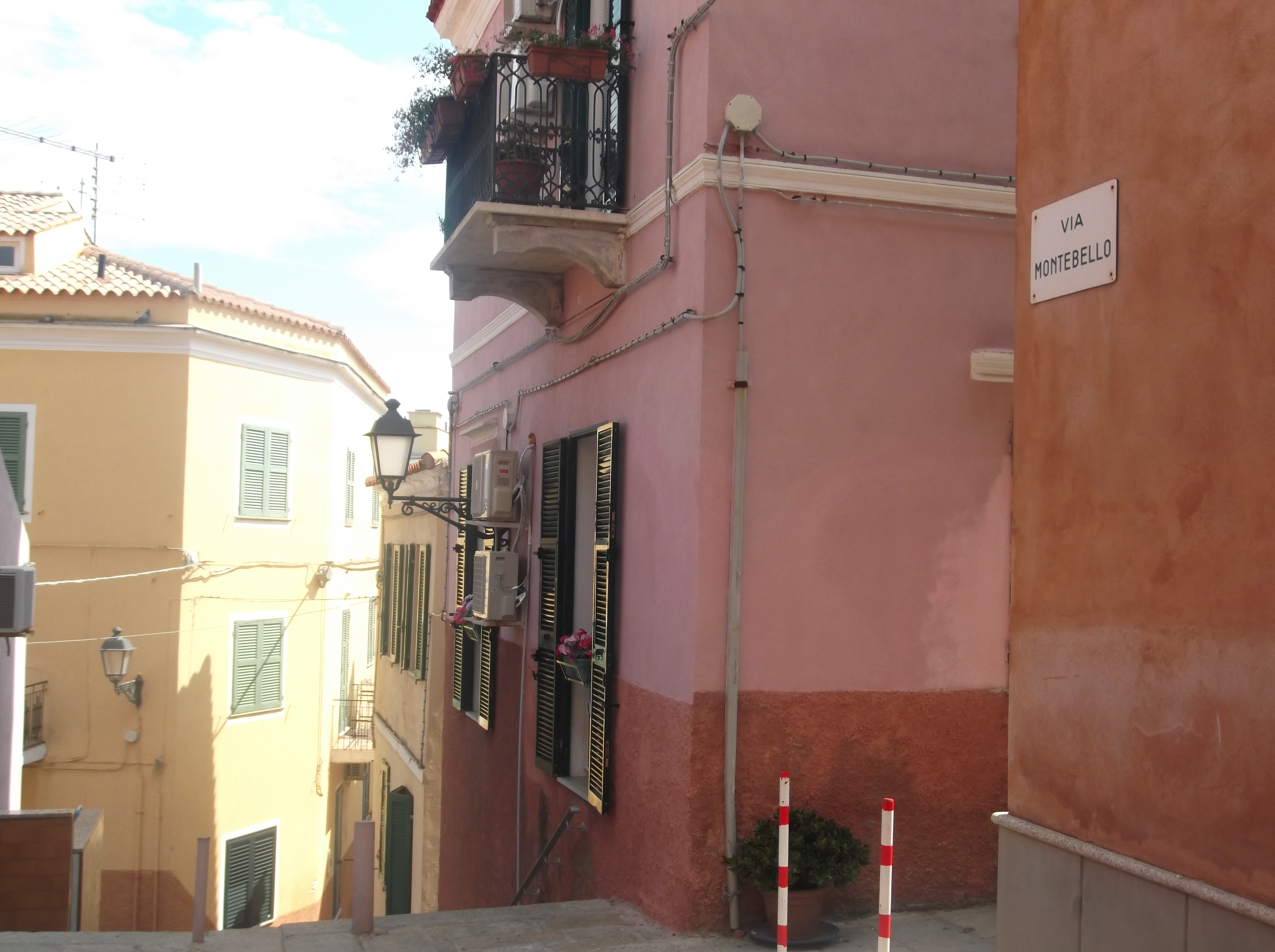 Centre-ville de Maddalena