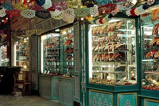 Souk à Tunis