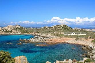Les îles Lavezzi en Corse