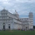 Mon récit de voyage à Pise et Lucca en Italie