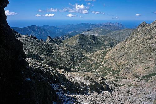 GR20 en Corse (de Grotelle au Camputile)