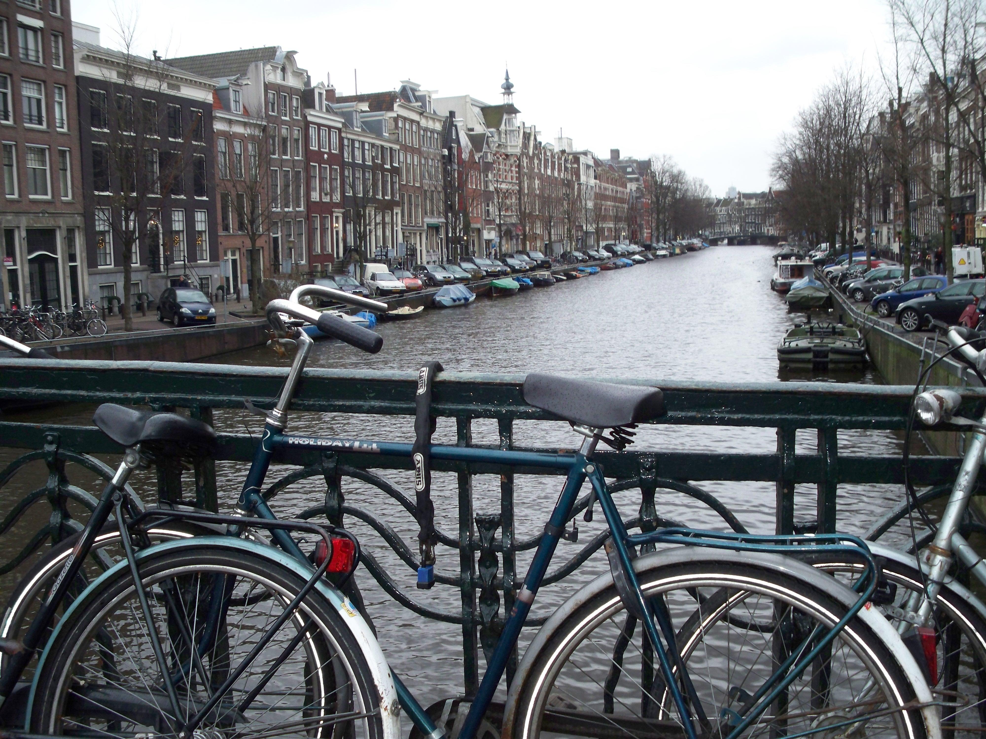 Le quartier du Jordaan et les canaux d'Amsterdam