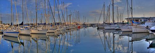 Le port de l'Estaque