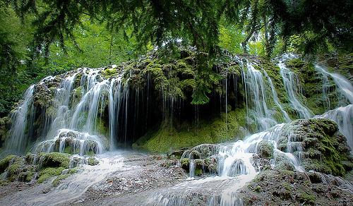 Parc de Saint Pons à Gémenos