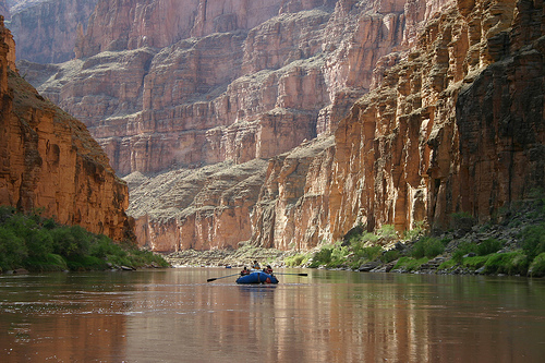 Rafting au Grand Canyon