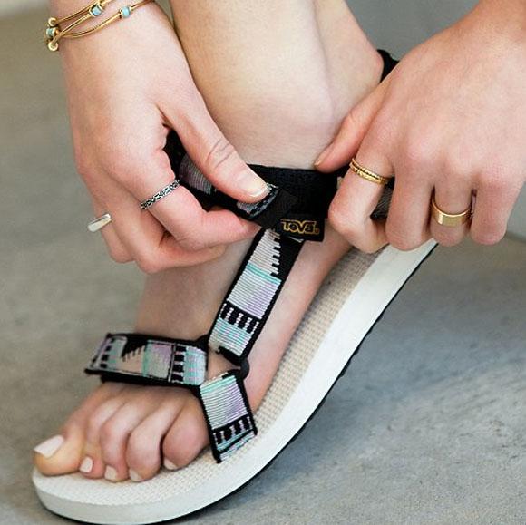 Chaussures Teva