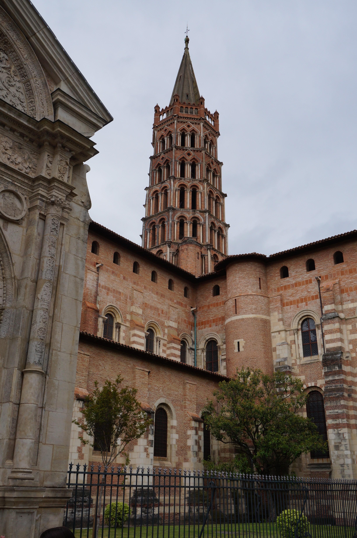 La Basilique Saint Sernin de Toulouse