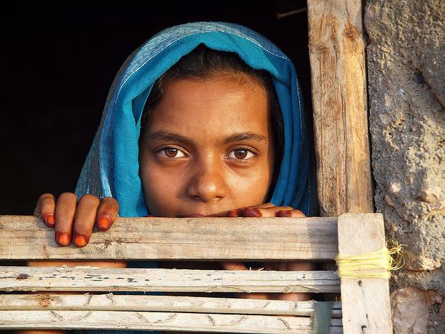 Portrait pris au Yemen