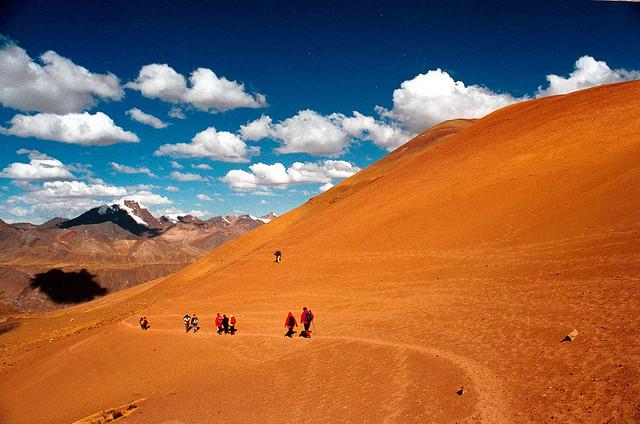 Trek au Pérou (Vilcanota)