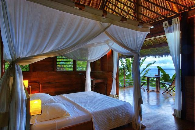 Lodge à Madagascar