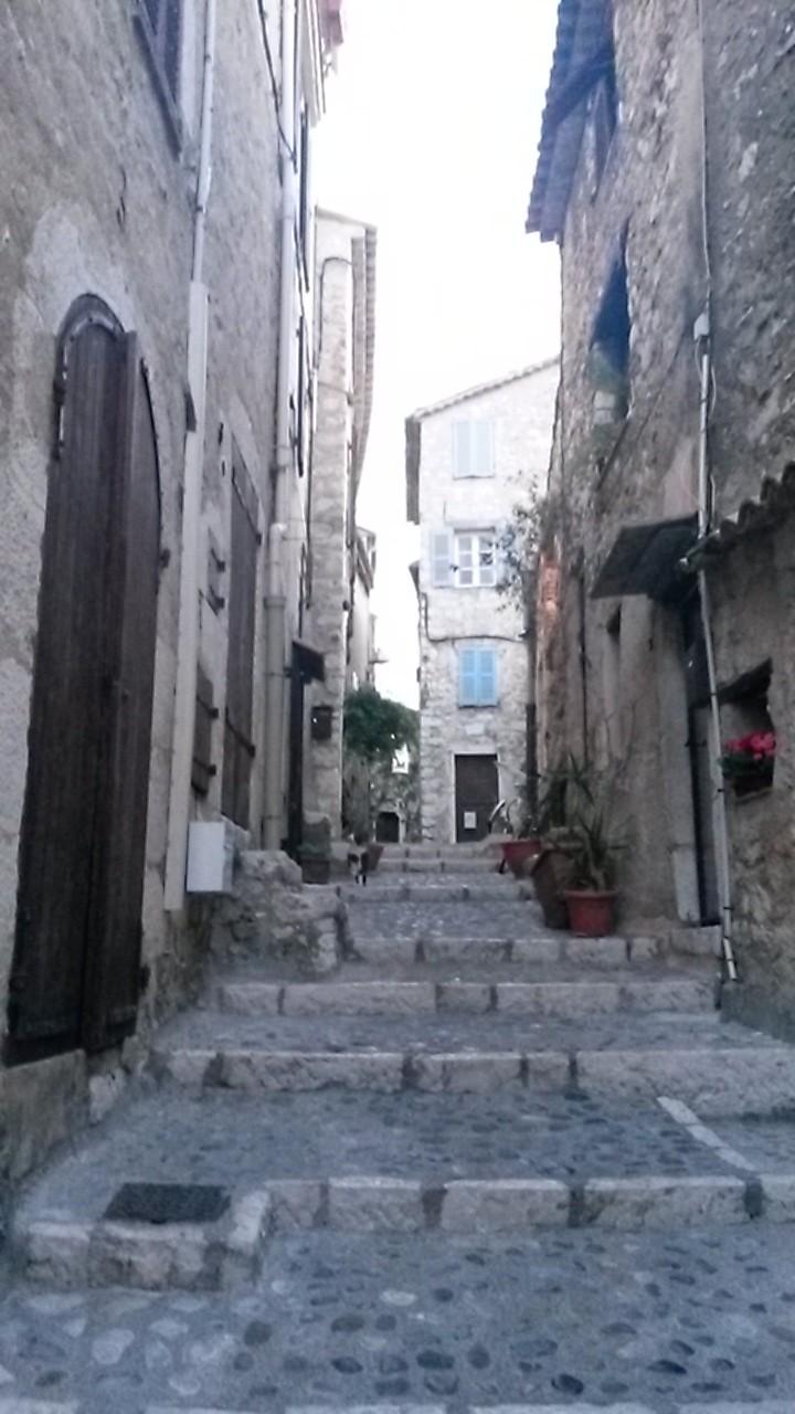 Une ruelle de Saint-Paul de Vence