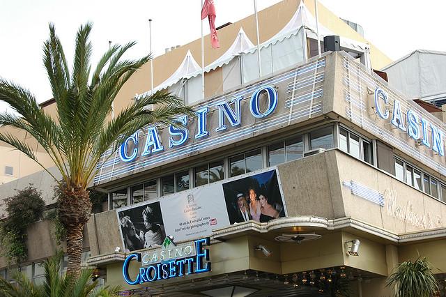 Le casino Croisette à Cannes