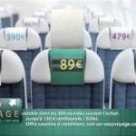 Quel est selon vous le juste prix d'un billet d'avion ?