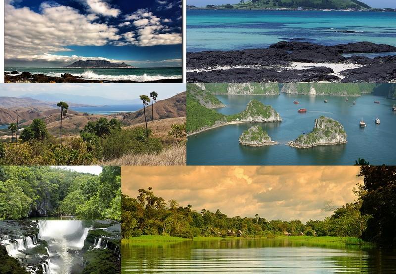 Les 7 merveilles de la nature
