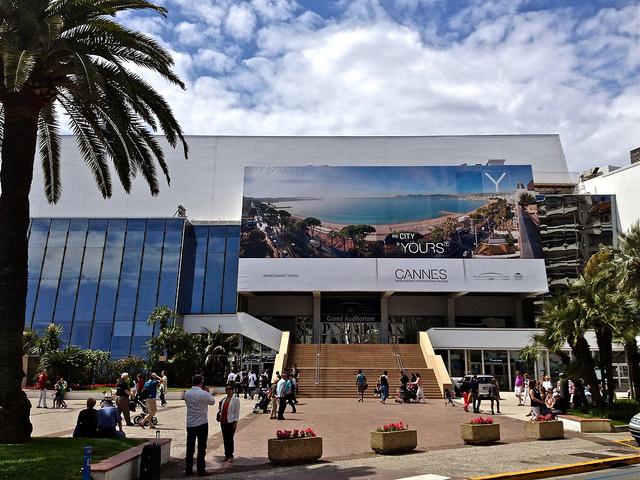 Le Palais des Festival de Cannes