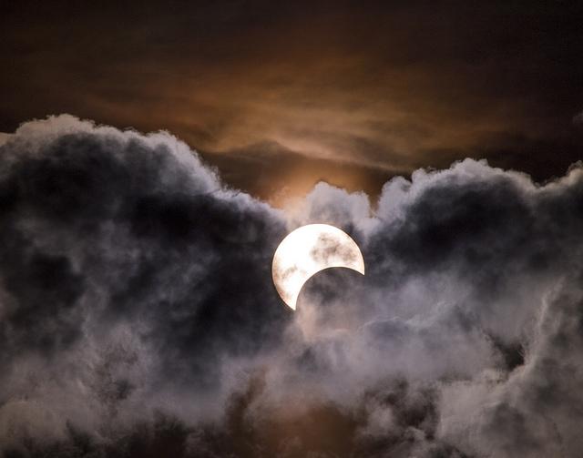 Éclipse de 2012 © Flickr -  Bryce Bradford