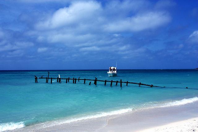 Playa Ancon - Trinidad de Cuba
