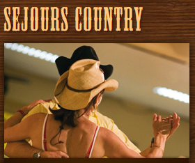 Séjour country avec Vacanciel