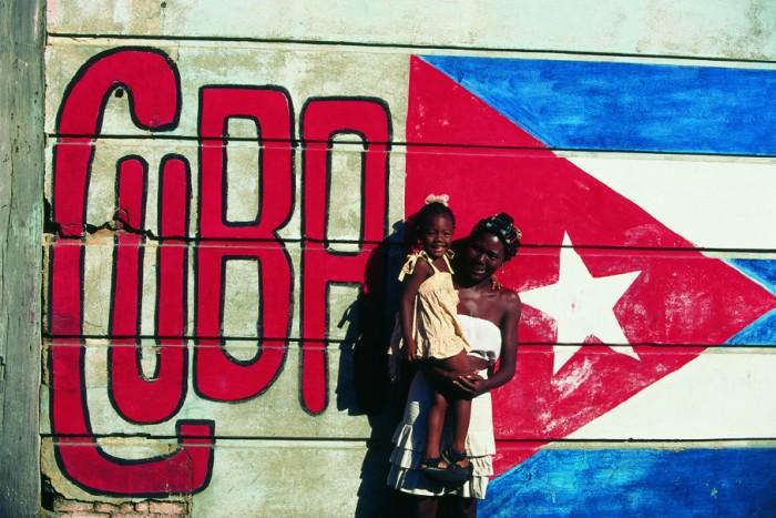 Portraits à Cuba