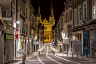 Le centre de Pau