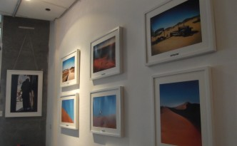 "Expo photo ""Namibie"" à Grenoble"
