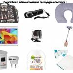 Faire son sac : 25 accessoires de voyage incontournables & high-tech
