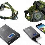 Mon test d'accessoires de voyage et du quotidien : lampe frontale & power bank