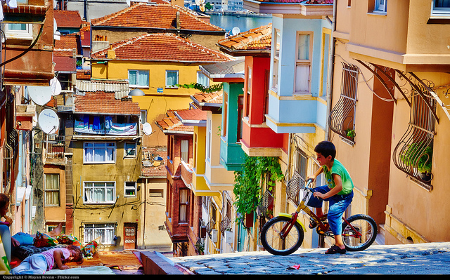 Street view : Istanbul