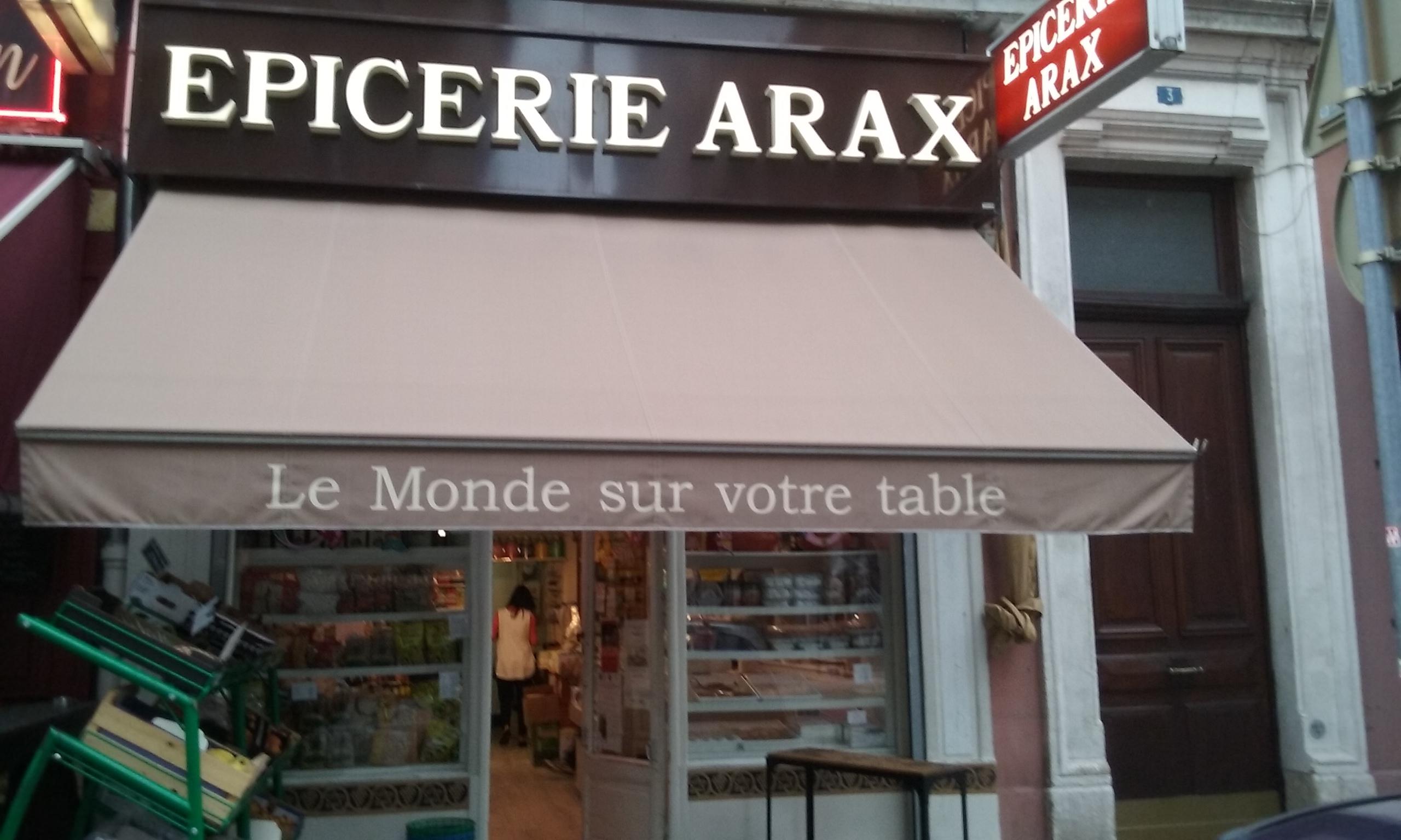 Arax à Grenoble