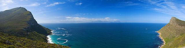 Cap de Bonne Espérance et Table Mountain
