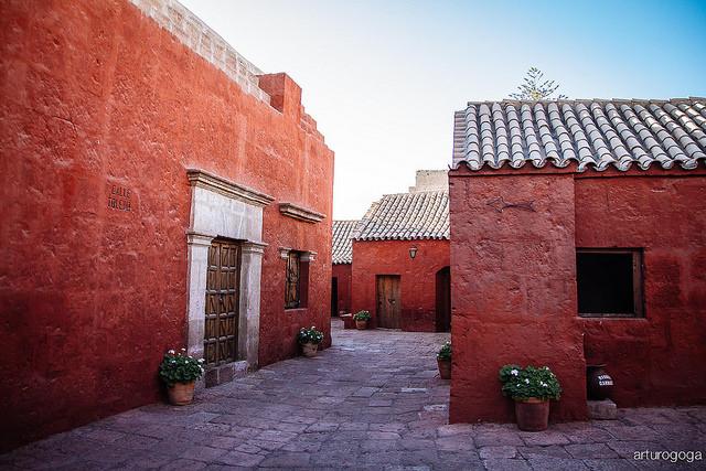 Santa Catalina à Arequipa