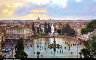 La ville de Rome