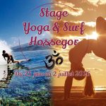 Stage Surf et Yoga : la découverte insolite des Landes