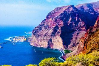 Paysage de La Gomera © Flickr - nudevinyl