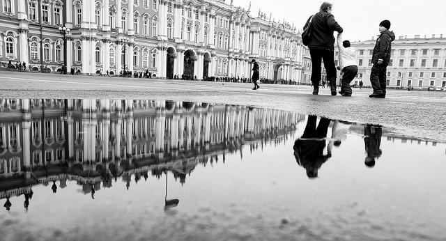 Hermitage - Saint Petersbourg