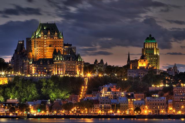 Château Frontenac - Québec