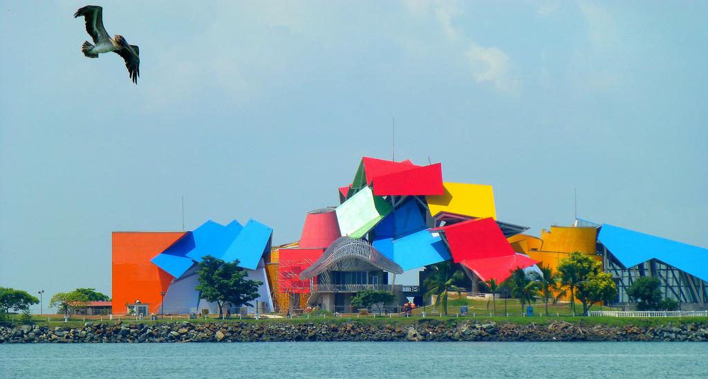 Musée de la biodiversité, Panama City