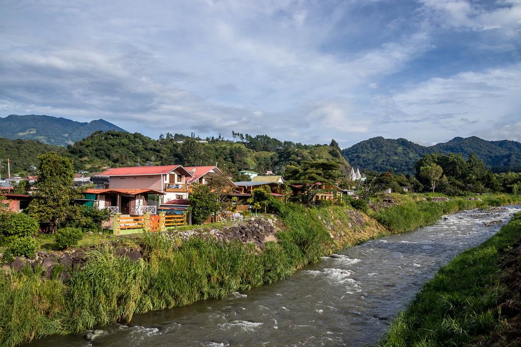 La ville de Boquete