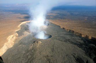 Volcan Erta Ale - Danakil - Ethiopie