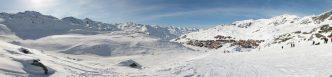 Panorama sur Val Thorens
