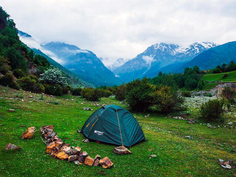 Camping Georgie