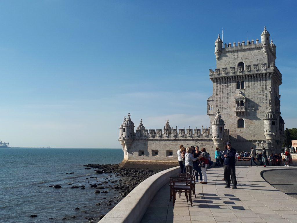 La Tour de Belém et le Tage