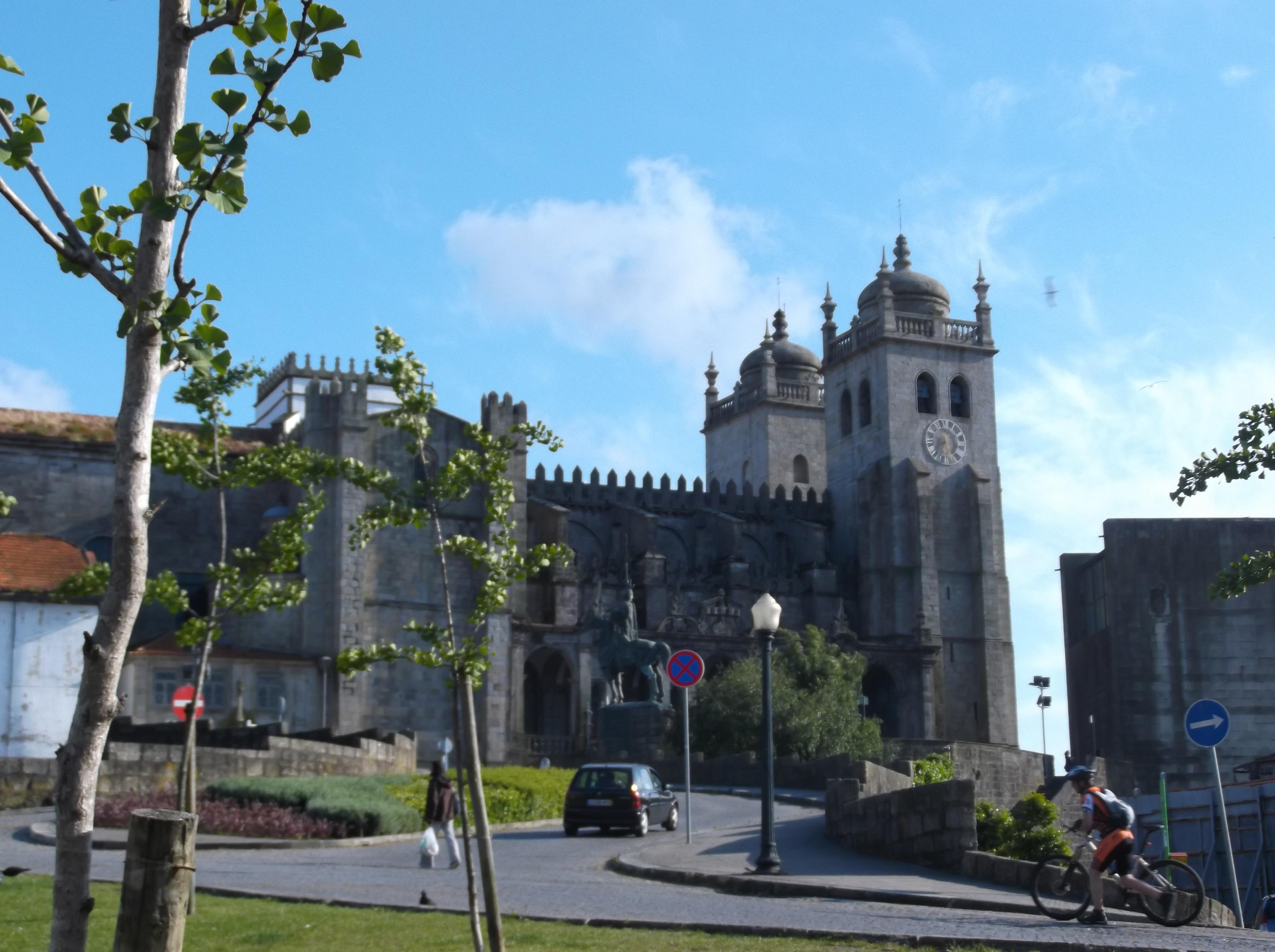 cathédrale la Sé a Porto