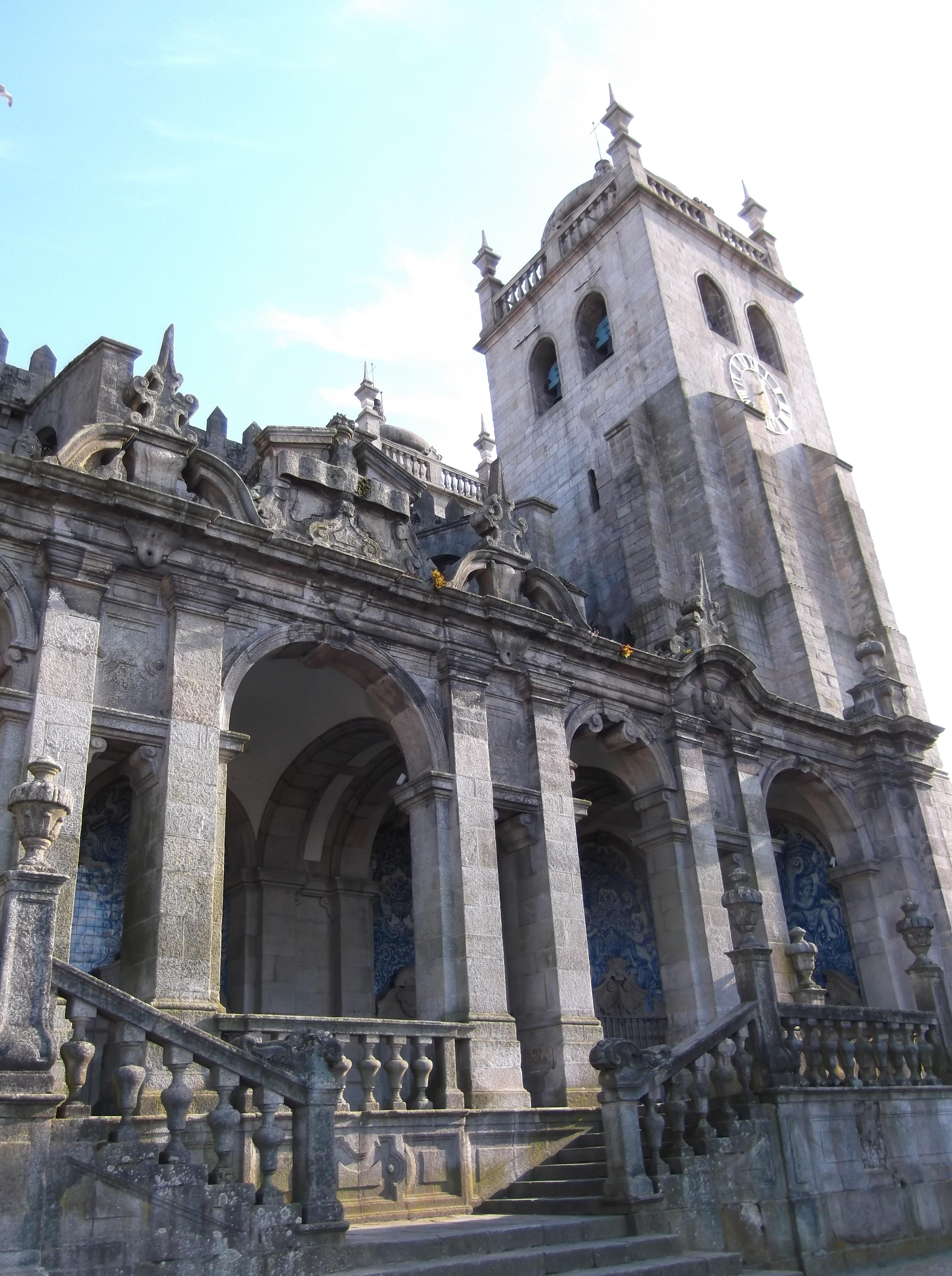 cathédrale de la Sé a Porto